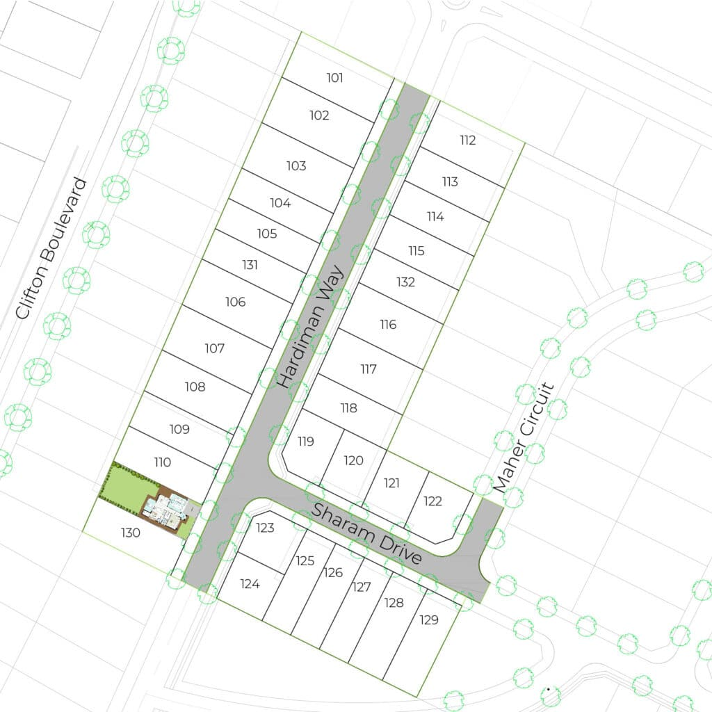 Lot 111 Clifton Gardens Stage - Griffith Real Estate Agents - JZ Homes