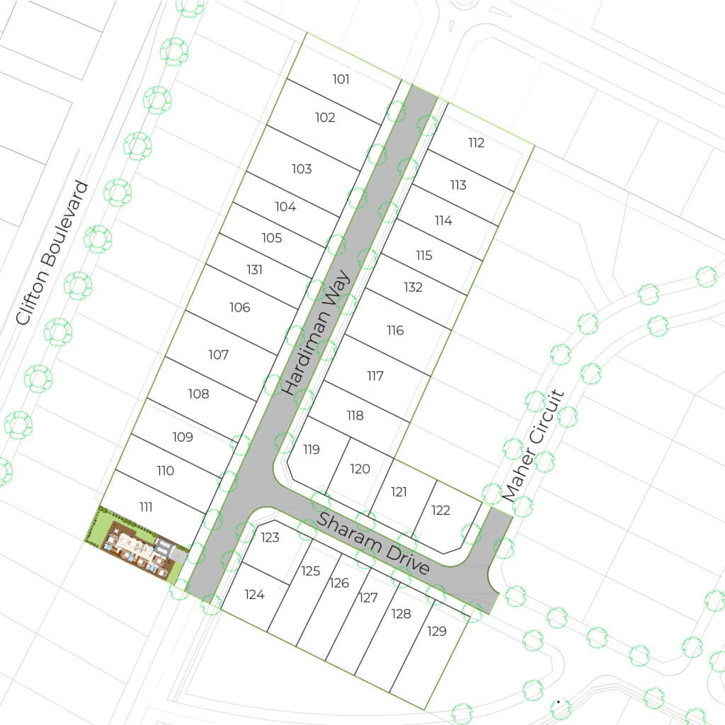 Lot 130 Clifton Gardens Stage - Griffith Real Estate Agents - JZ Homes