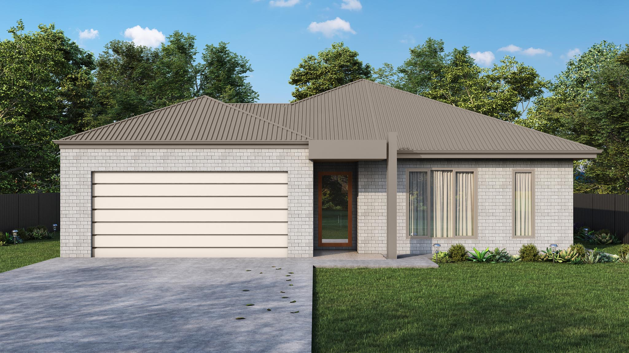 Lot 132 Clifton Gardens - Griffith Real Estate Agents - JZ Homes